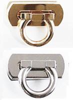 バッグ用 飾りマグネット金具 リング 定価2900円(本体価格)