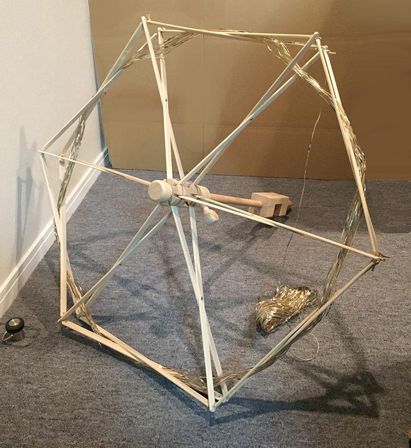 木製 ジャンボかせくり器 本体価格9800円
